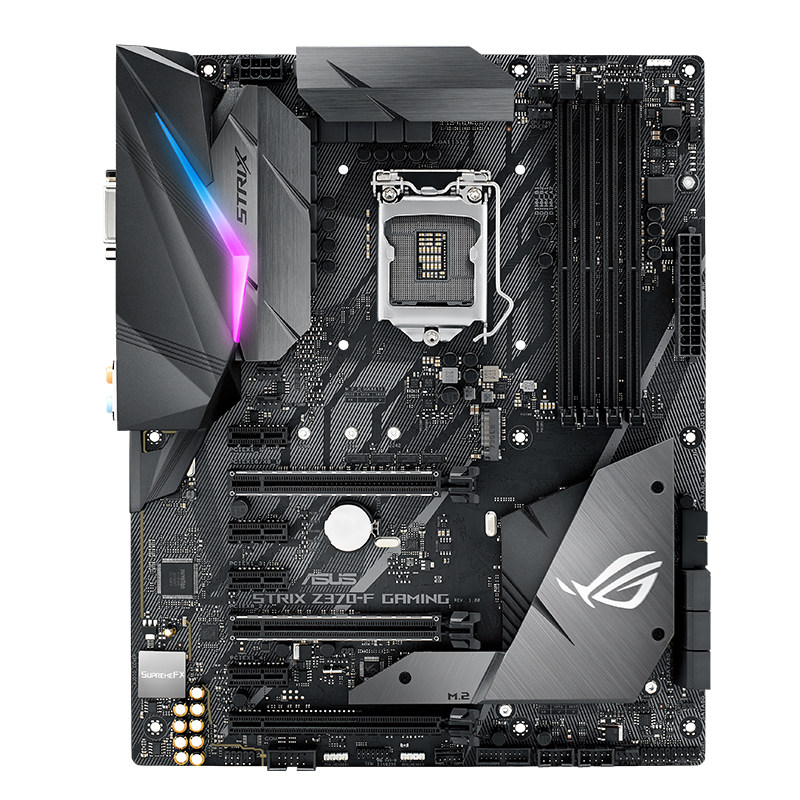ASUS ROG STRIX Z370-F GAMING Z370 Game Board Support I7 8700K ...