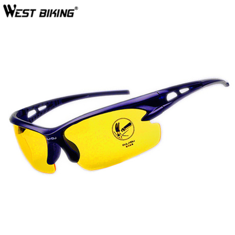WEST BIKING Bike Cycling Glasses Driving Riding Goggles Sport Sunglasses UV400 Eyewear Bicycle Cycling Protective Glasses