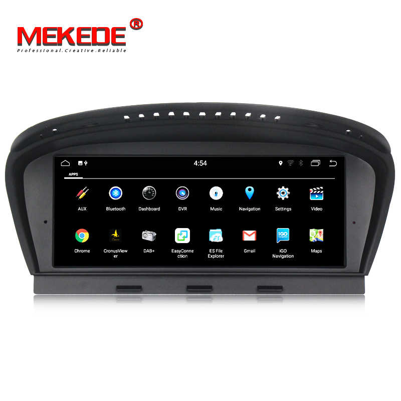 PX6 6 ядер android8.1 Автомобильный gps dvd мультимедийный плеер для BMW 5 серии E60 E61 E63 E64 E90 E91 E92 CCC CIC ips ID7 ID6 EVO