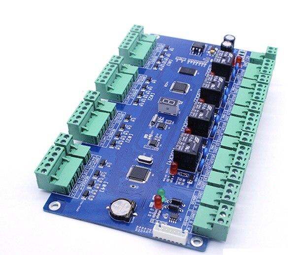 RS232/RS485 panelfor elettronico di controllo 4 porteRS232/RS485 panelfor elettronico di controllo 4 porte