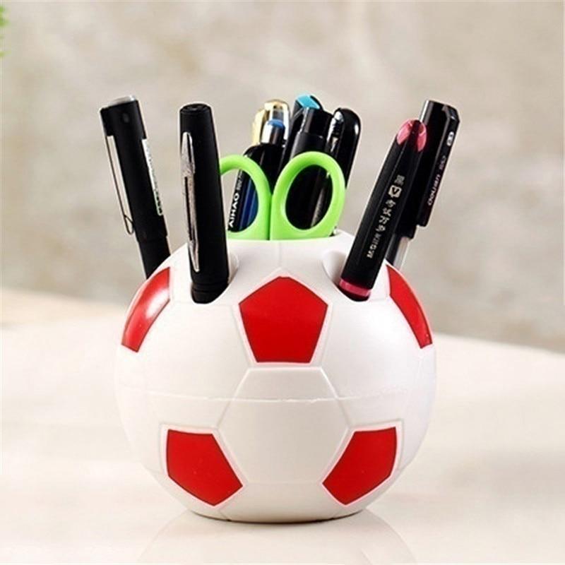 Soccer-Shape-Pen-Holder-Football-Shaped-Toothbrush-Holder-Desktop-Storage-Rack-Tool-Supplies-Desk-Table-Decoration (1)