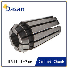 ER Collet ER11 Spring Collet Chuck 1mm 2mm 3mm 4mm 5mm 6mm 7mm for CNC Milling Machine Tool Accessories(China)