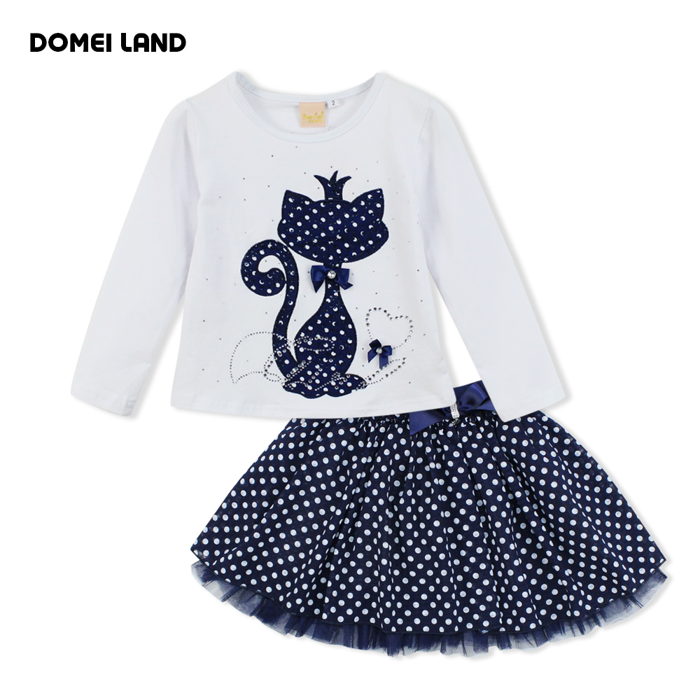 2016 fashion winter domei land boutique outfits baby for Boutique tops