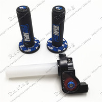 PROTAPER Handle Grip Pro Taper Motorcycle With 1 4 Quick Turn Throttle Dirt Pit Bike Motocross