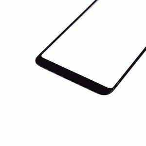 Image 4 - A6 A6 + 2018 écran tactile panneau avant pour Samsung Galaxy A6 Plus A6Plus 2018 A600 A605 capteur décran tactile LCD écran couvercle en verre