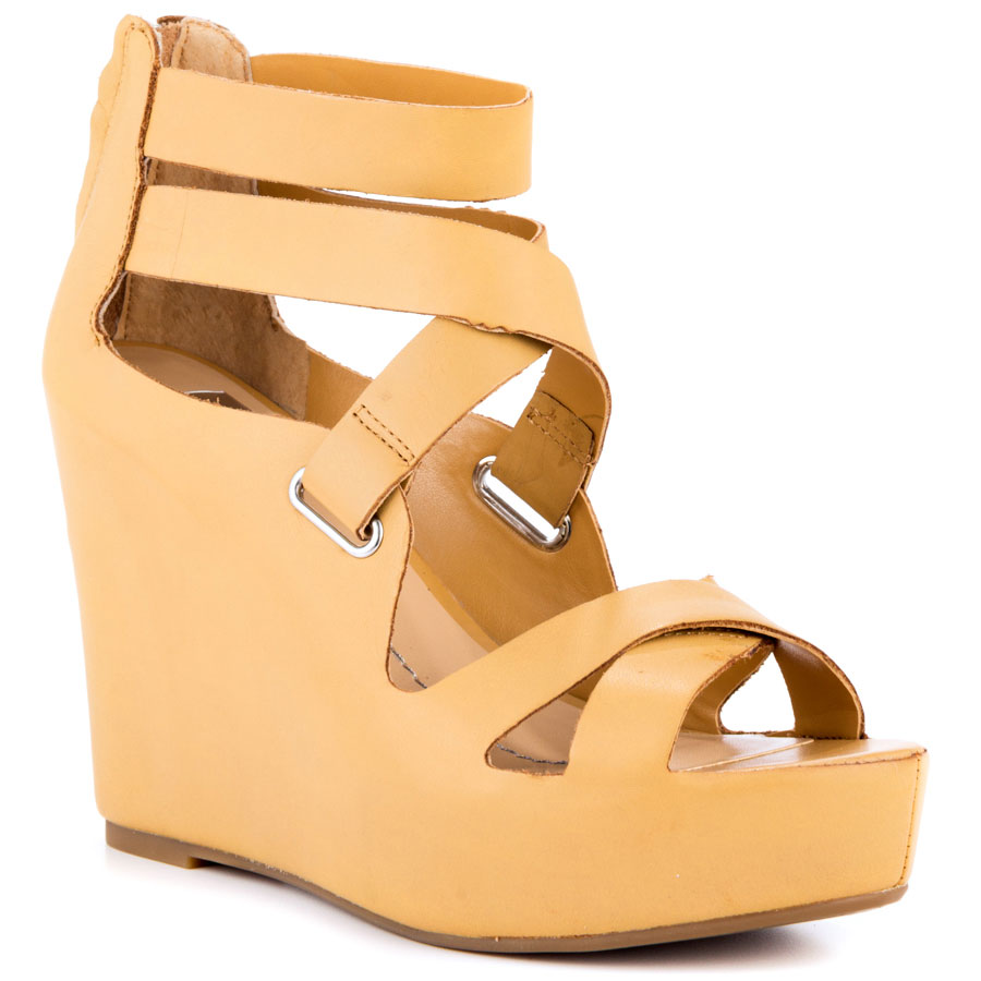 Popular Yellow Wedge Sandals-Buy Cheap Yellow Wedge Sandals lots ...