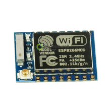 5 ชิ้น ESP8266 ESP07 ESP 07 WIFI รุ่นพอร์ต Serial และตัวเชื่อมต่อ 2.4 GHz 3.3V โมดูลไร้สายสำหรับ Arduin