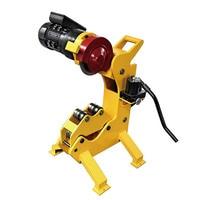 Electric Hydraulic Pipe Cutter 220V/380V Multi function Hydraulic Fire Pipe Cutting Machine