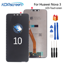 цены на Original For Huawei Nova 3 LCD Display Touch Screen Repair Phone Display For Huawei Nova 3 Replacement Screen LCD Display  в интернет-магазинах