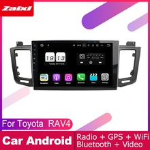 ZaiXi 2 DIN Auto Player GPS Navi Navigation For Toyota RAV4 RAV 4 2012~2015 Car Android Multimedia System Screen Radio Stereo zaixi 2 din auto dvd player gps navi navigation for toyota rav4 2000 2005 car android multimedia system screen radio stereo