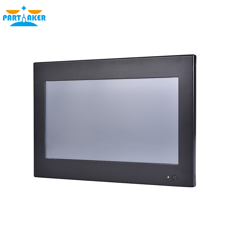 10.1 Inch Touch Screen All In One PC Computer Intel Bay Trail Celeron J1800 J1900 3855U Duad Core 2.41Ghz Partaker Z6