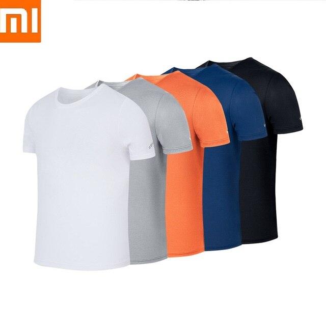 Xiaomi ZENPH Sport Shirts Quick Dry Running Short Sleeve Breathable Comfortable T-shirt Sportswear For Man
