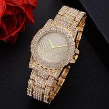 купить Gypsophila Diamond Fashion Watch Women Rhinestone Watches Lady Dress Women Luxury Bracelet Wrist Ladies Crystal Quartz Clocks по цене 288.2 рублей