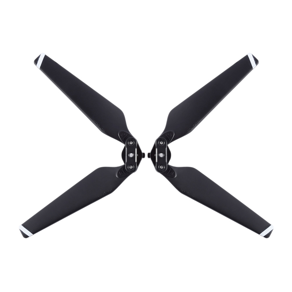 2pcs lot MAVIC PRO Carbon Fiber Foldable Quick release Propeller for DJI MAVIC PRO Black 1