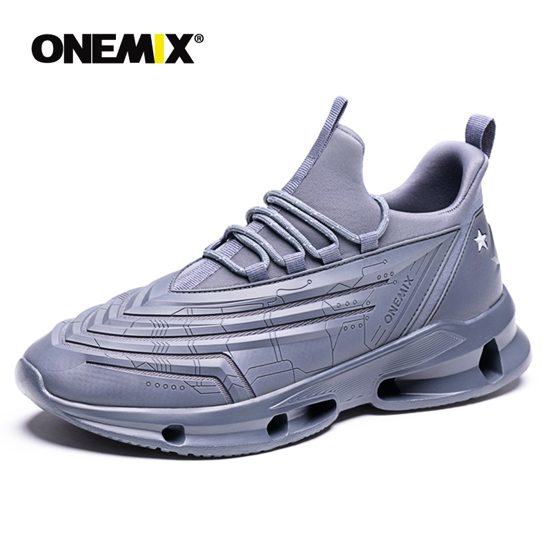New Mens Running Shoes leather shoes shock absorption Sneakers Casual Outdoor Shoes jogging shoes Max EUR39
