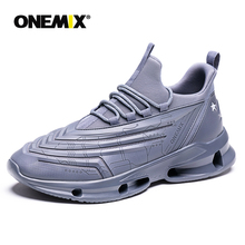 цена на New Mens Running Shoes leather shoes shock absorption Sneakers Casual Outdoor Shoes jogging shoes Max EUR39-47