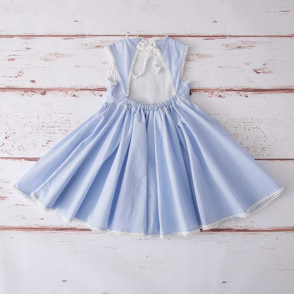 c9119d613 detail feedback questions about shijun kids frock designs 2019shijun kids  frock designs 2019 summer striped blue