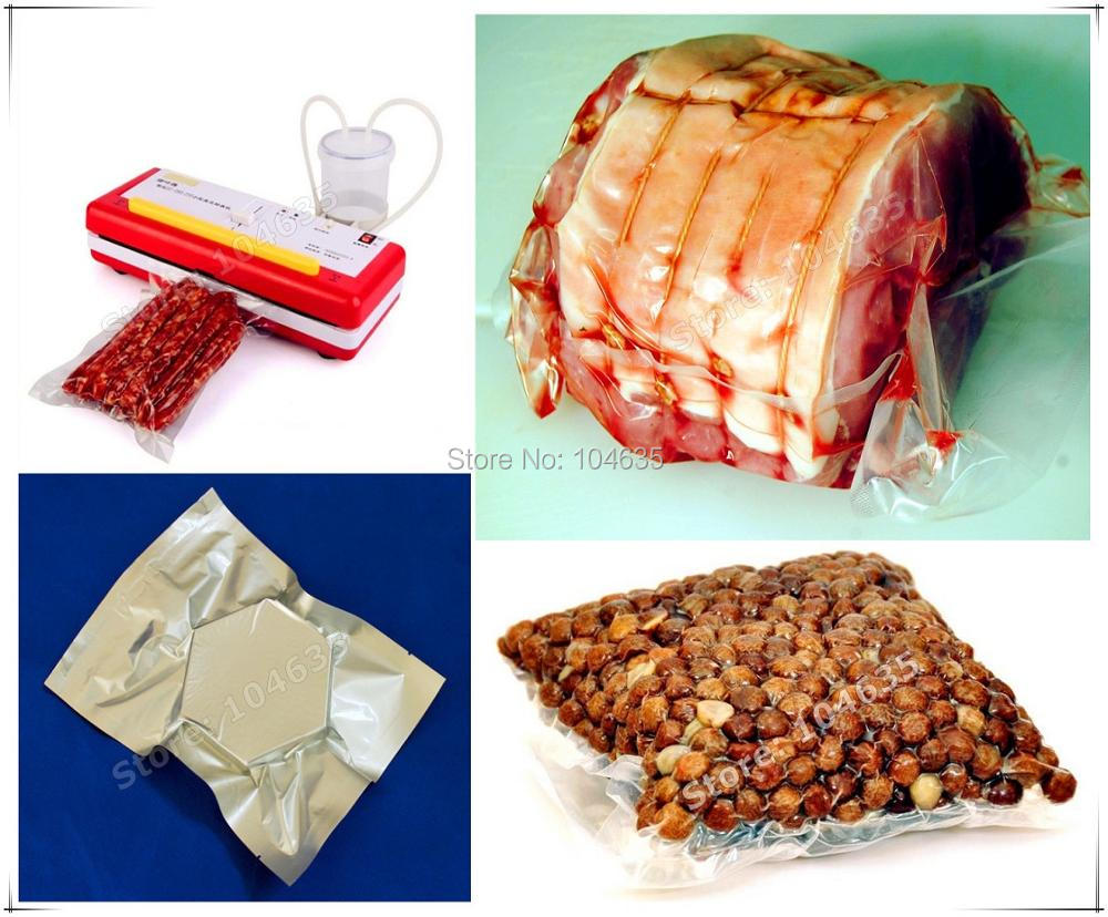 Free Shipping 220v Or110v Sinbo Household Vacuum Sealer Sealing Machine Dry Or Wet Environment Available Ng
