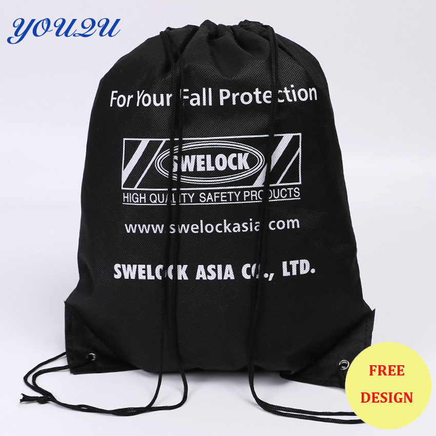 US $283 0 |Non woven drawstring bag drawing bag drawing backpack Low price  escrow accept-in Shopping Bags from Luggage & Bags on Aliexpress com |
