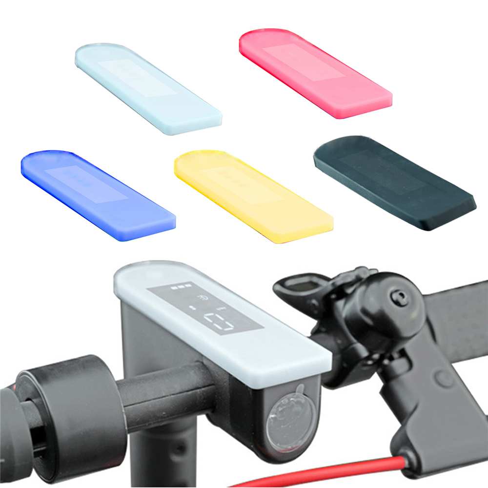 Waterproof Silicone Scooter Dashboard Protect Cover Case for Xiaomi Mijia M365