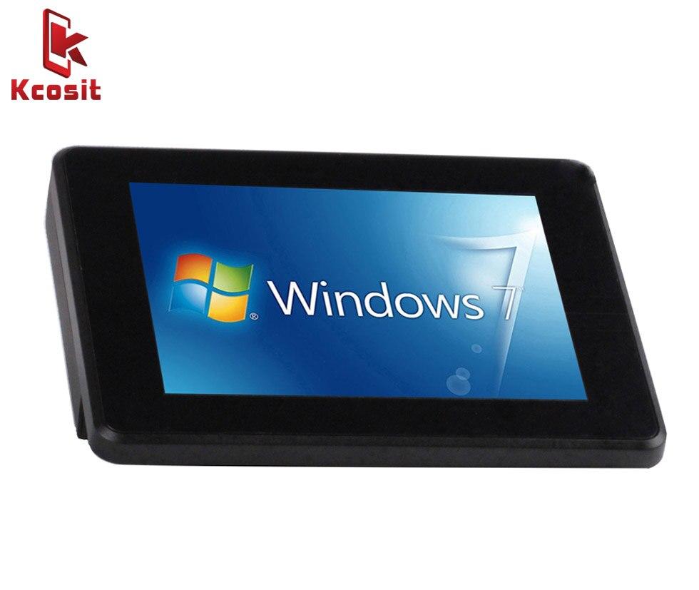 2018 Industrial Vehicle Computer Car Tablet PC Serial Port 4XRS232 USB3.0 Windows 7  8  Linux OS Metal Body Mini PDA 8