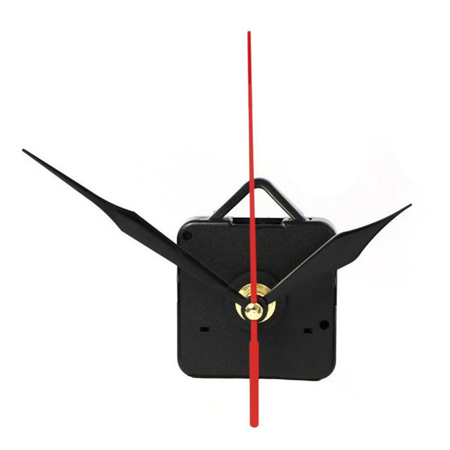 DIY Quartz Wall Clock Movement Replacement parts Repair Tool Parts Kit High Quality Wall Clock 2017 Small Repair clock parts