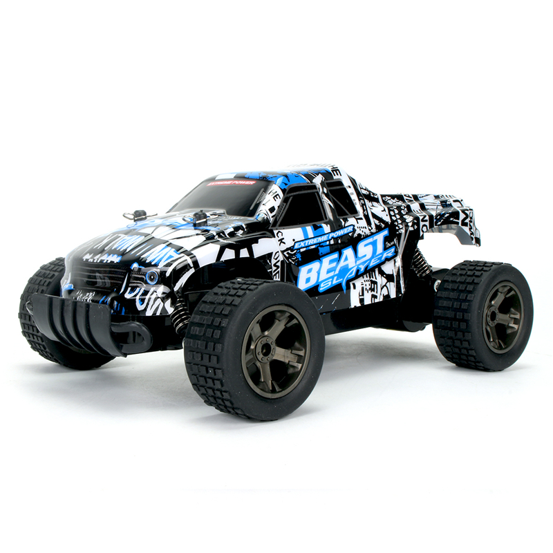 2811 1: 20 High Speed Racing Car 2.4G 2WD Rock Crawler Remote Control Model Off-Road Toy Radio-controlled Machine