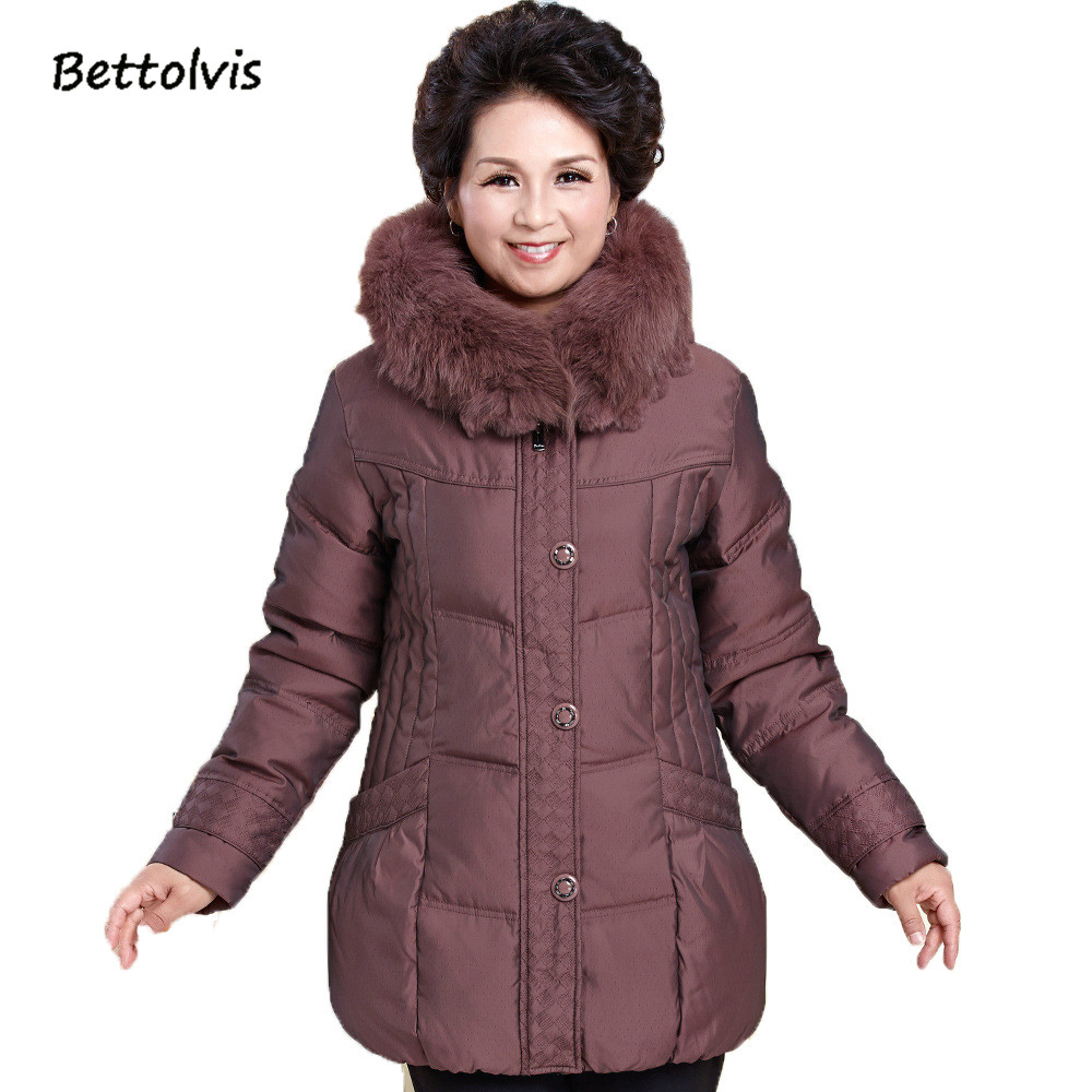 2017 new XL-5XL women real fox fur collar coat winter down jacket female large fur collar hooded parka mother clothing outwear 2017 winter new clothes to overcome the coat of women in the long reed rabbit hair fur fur coat fox raccoon fur collar