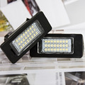 Top 2Pcs LED License Plate Lights 6000K Number Plate Light For BMW E82 E88 E90 E92 E93 E39 E60 Sedan M5 E70 X5 E71 E72 X6
