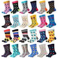 Funny Men Socks Women Art Men Dress Socks High Quality Combe