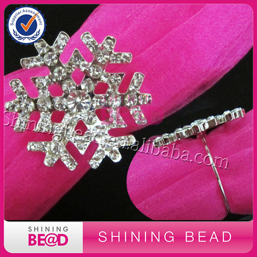 Buy snowflake napkin ring and get free shipping on AliExpress.com