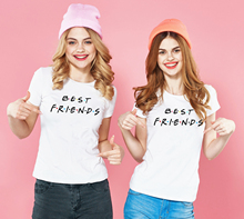 Stefan janoski Best Friends Tshirts Women 80s 90s Fashion Grunge T Shirt Friend Tv Show Matching for BFF