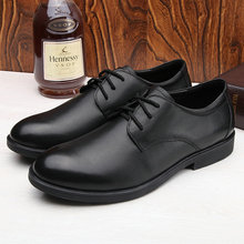 2017 Mens Casual Shoes Genuine Leather Italy Luxury Quality Fashion Shoes Handmade Men Black Shoes Durable Lace-Up Wedding Shoes