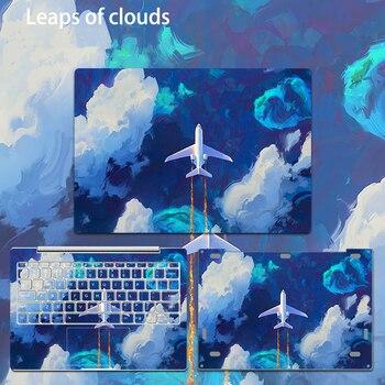 2018 Colorful Laptop Sticker for Xiaomi Notebook Mi Air 12.5 13.3 Pro 15.6 Vinyl Decal Cover for Xiaomi Air 12 13 Laptop Skin ноутбук xiaomi mi laptop air 13 3 i5 8g 256 g