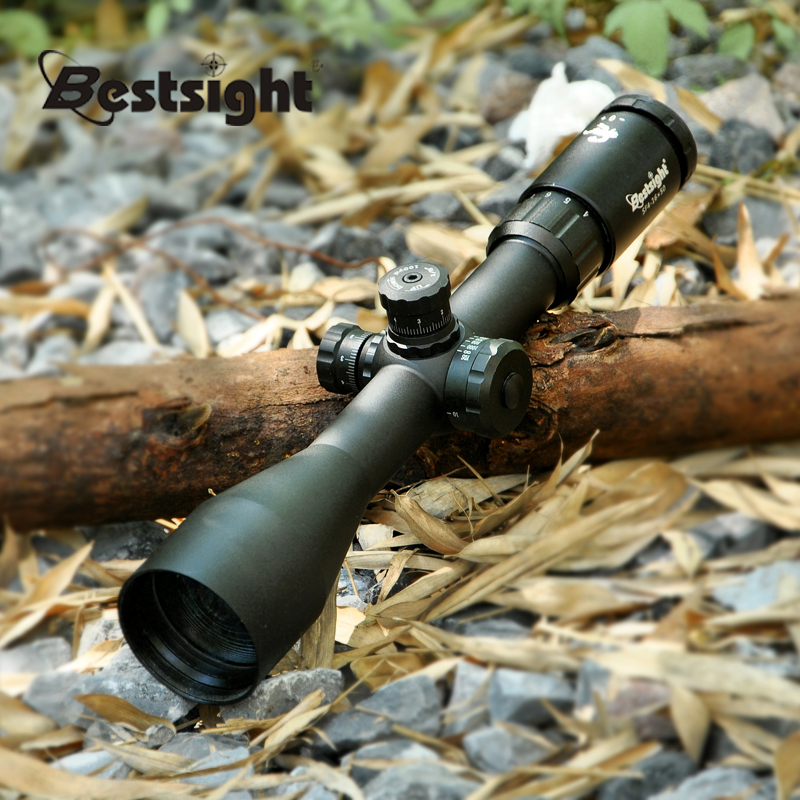 BestSight 4-16x50 Tactical Optical Riflescope Optic Sight Sniper Rifle Scope Airsoft Gun Outdoor Hunting Scopes Reflex Sight optic sight leapers 4 16x50 optical sight airsoft chasse rifles for hunting leapers scope airsoft gun luneta para rifle caza