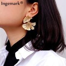 Женские винтажные сережки подвески ingemark вечерние панковские