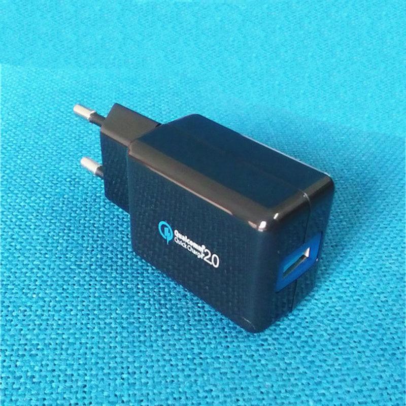 Quick Charge 2.0 18W USB Turbo Wall Charger QC 2.0 Cargador rápido - Accesorios y repuestos para celulares - foto 4