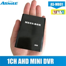AHD KAMEPA 720p 1CH AHD DVR with 4kinds of video recording mode OEM order acceptable 20pcs/lot