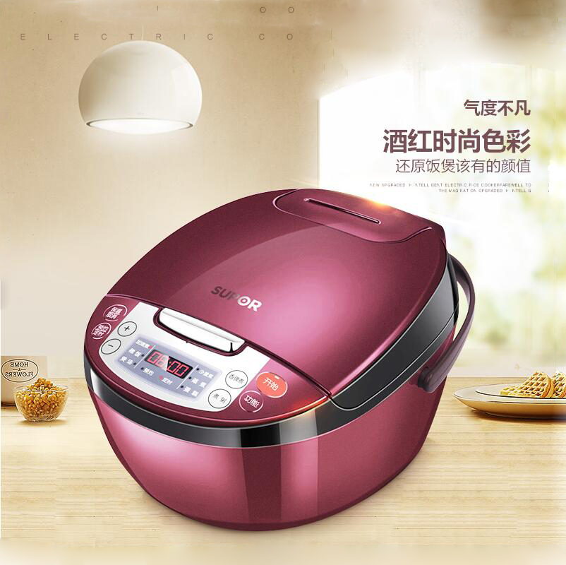 Rice Cooker Intelligent Household 2 6 People 4L Tao Jing Thick Kettle Liner Detached Cover