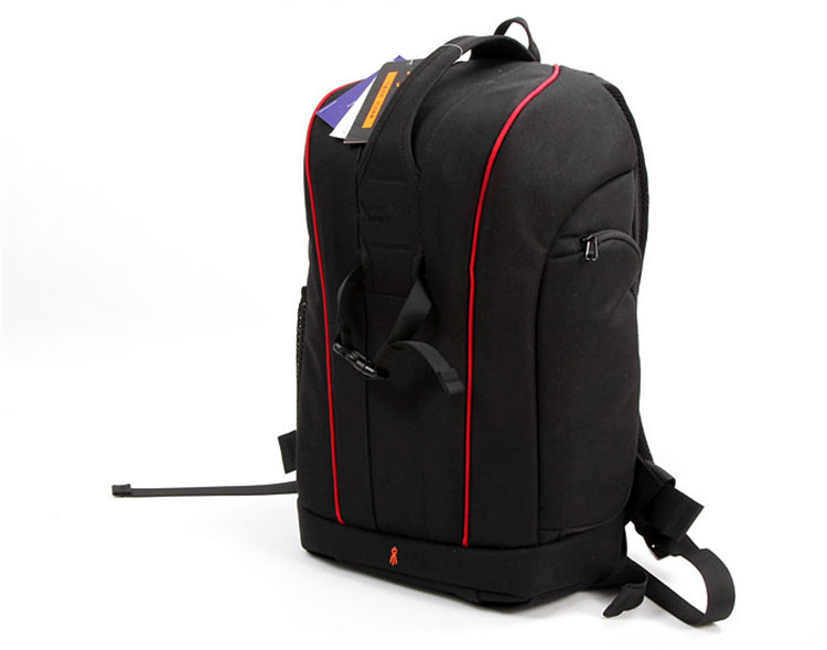 ФОТО New brand NEW design canvas backpack waterproof photograph camera backpack made in China quality backpack CD50