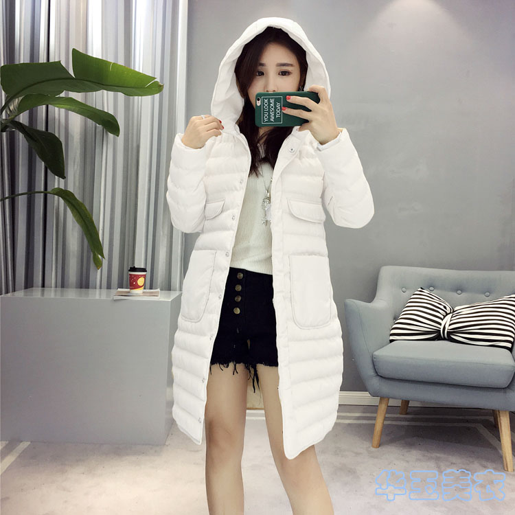 New Long Parkas Female Women Winter Coat Thickening Cotton Winter Jacket Womens Outwear Parkas for Women