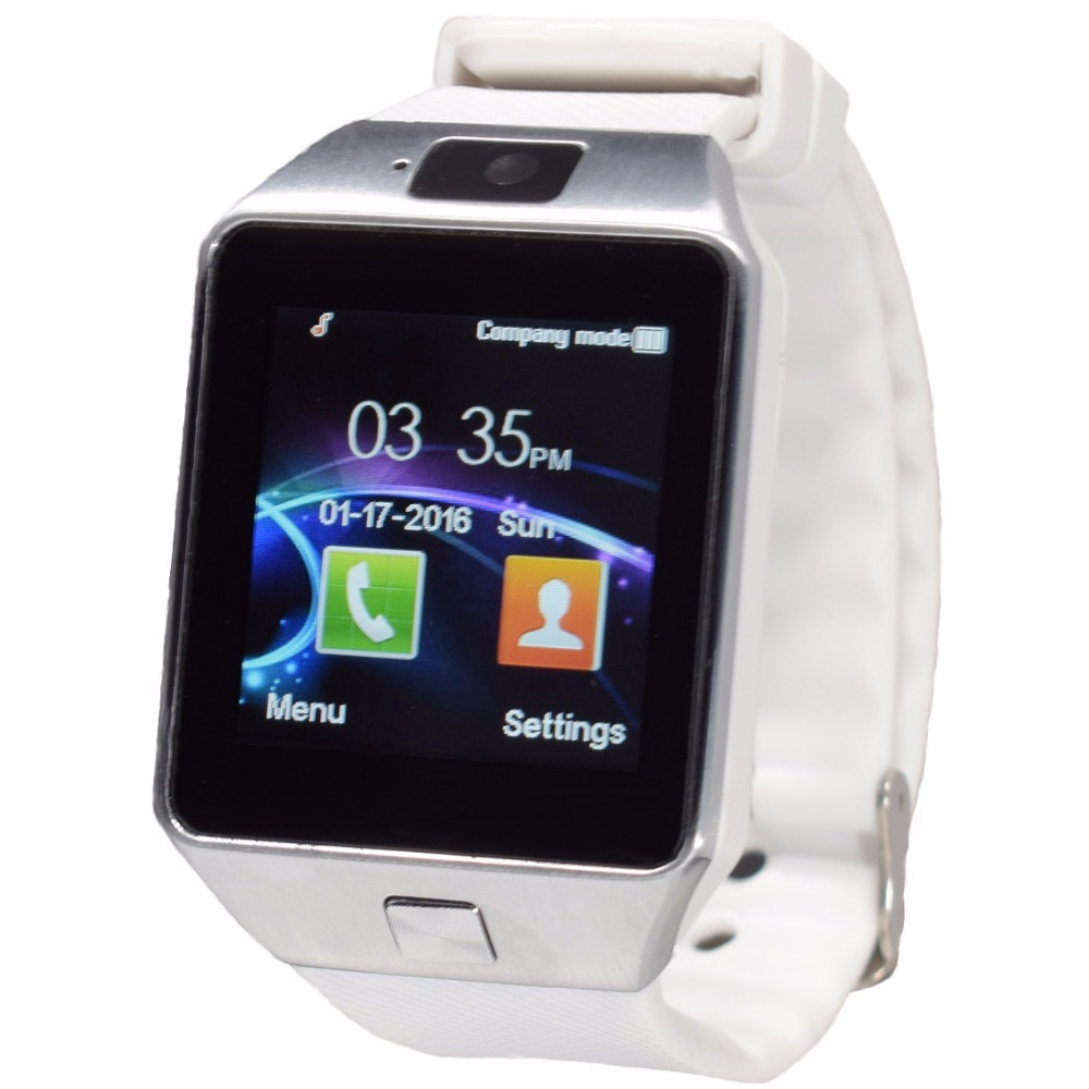 Camera Android Phone Support aliexpress com buy smart watch for android phone support simsd card gprs wearable sport clock gt08 czech hungarian pers