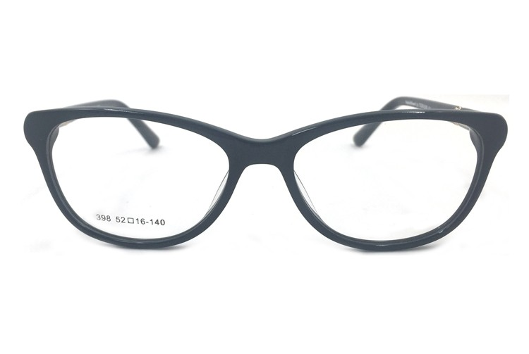 New Design Cateye Acetate Glasses Frame (1)