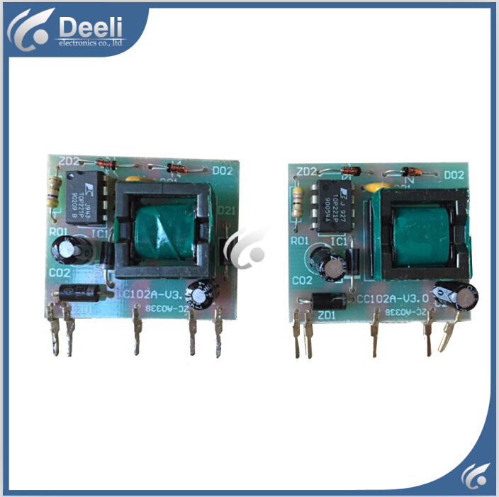 good working for air conditioning board Power module 12V module CC102A-V3.0