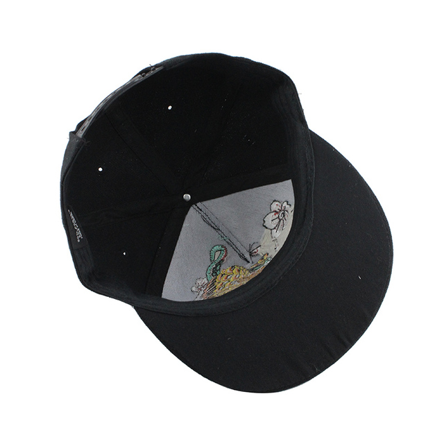 Hip Hop Men's Embroidered Baseball Cap