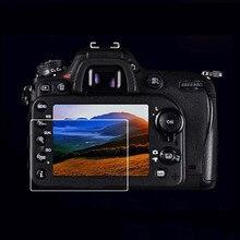Новинка, для возраста от 9H 2.5D закаленное Стекло ЖК-дисплей Экран протектор для Nikon D7200 D7100 D810 D800 D800E D610 D600 D500 Df D4 D4s