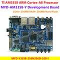 Placa de Desenvolvimento Placa de Desenvolvimento Placa MYD-Y3358-256N256D-100-I MYD-AM3358-Y AM3358 TI (1 GHz, 256 MB DDR3 RAM, 256 MB Nand Flash)