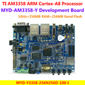 TI MYD-AM3358-Y AM3358 Совет По Развитию Совет По Развитию MYD-Y3358-256N256D-100-I Доска (1 ГГц, 256 МБ ОПЕРАТИВНОЙ ПАМЯТИ DDR3, 256 МБ Nand Flash)