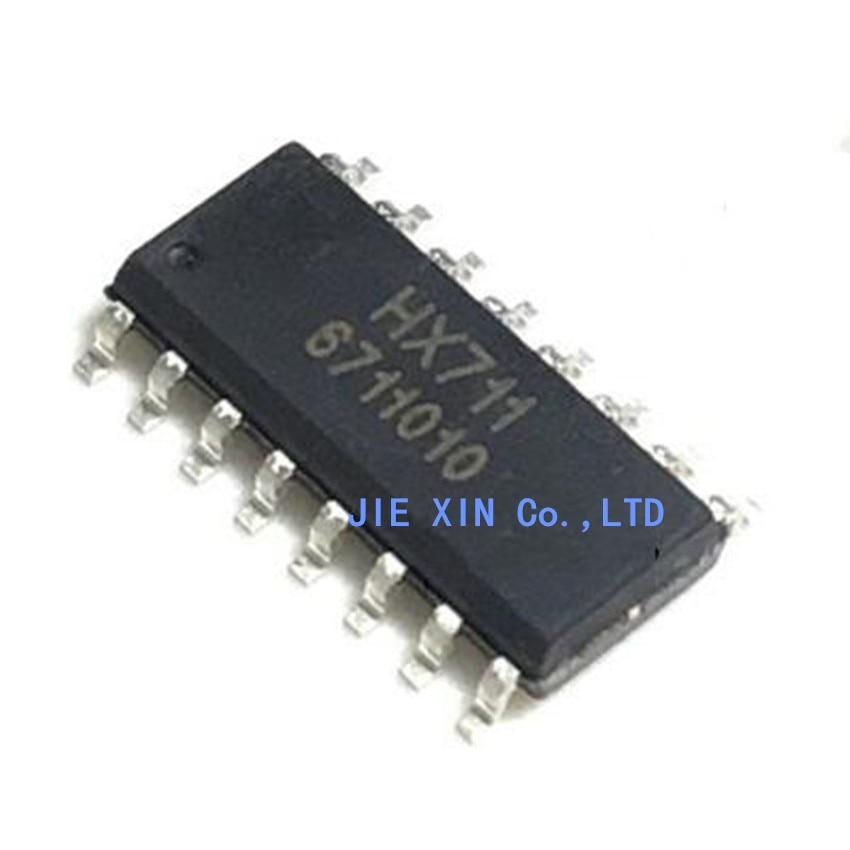 Free shipping 100pcs lot HX711 SOP 16 HX711 SOP SMD