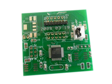 einkshop Chip decoder Board for HP DesignJet T610 T620 T770 T790 T1100 T1120 T2300 chip resetter цена